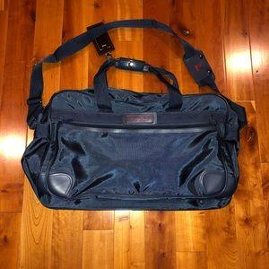 Vintage Pierre Cardin Duffle Bag